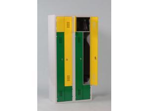 Armoire vestiaire compacte Z1 DC